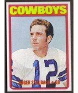 ROGER STAUBACH Rookie Card RP #200 Cowboys RC 1972 T Free Shipping - $3.00
