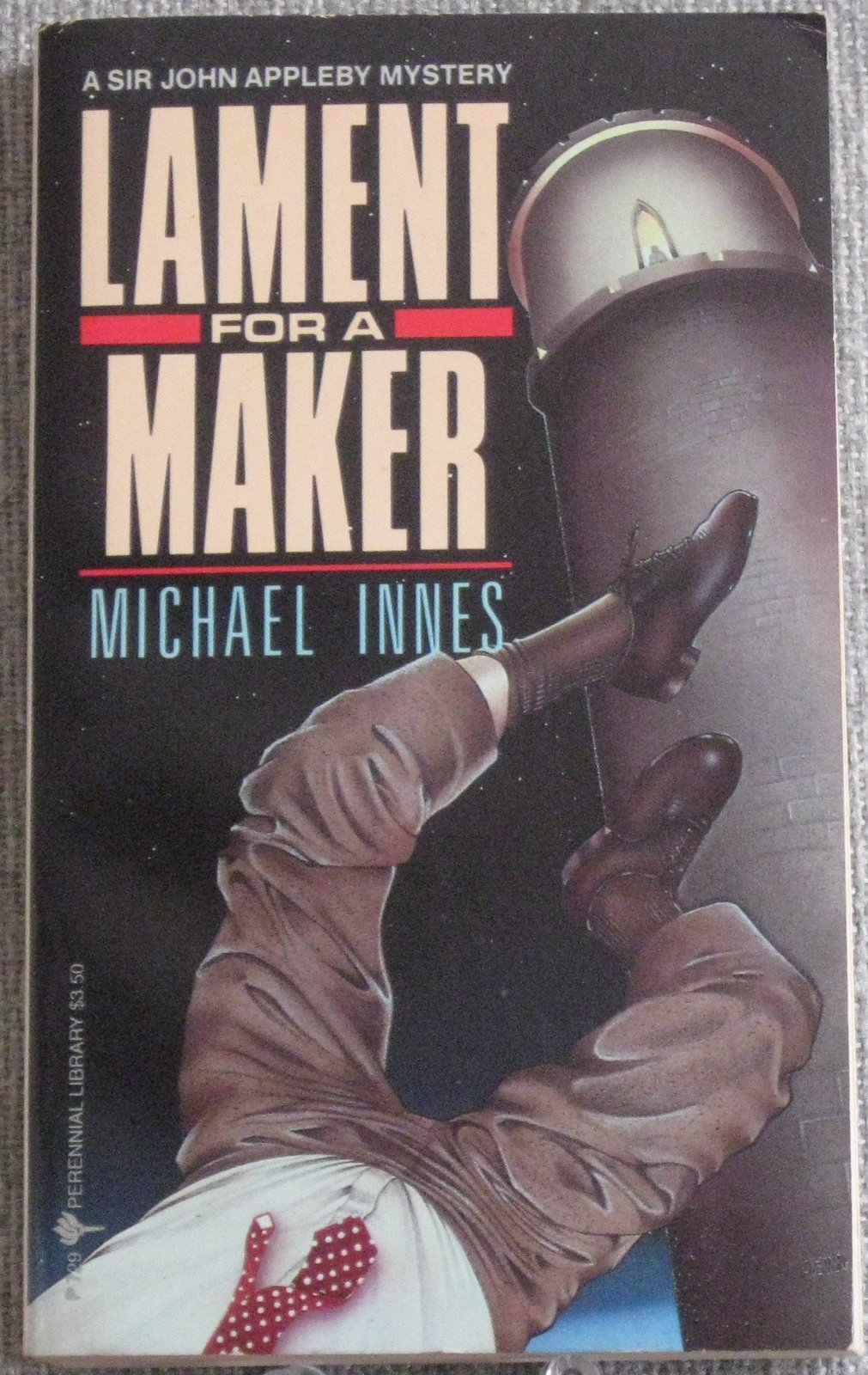 Primary image for Lament for a maker [Jan 01, 1984] Innes, Michael