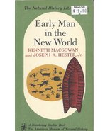 Early Man in the New World. [Mass Market Paperback] [Jan 01, 1962] Macgo... - $4.50