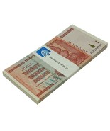 Zimbabwe 20 Trillion Dollars X 50 Pieces (PCS), AA/2008, P-89, UNC, Half... - $20.985,21 MXN
