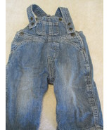 Children's Place Coverall Jeans 3 - 6 Months - $4.99