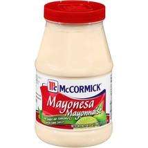 McCormick Mayonesa, 28 fl oz - $14.12