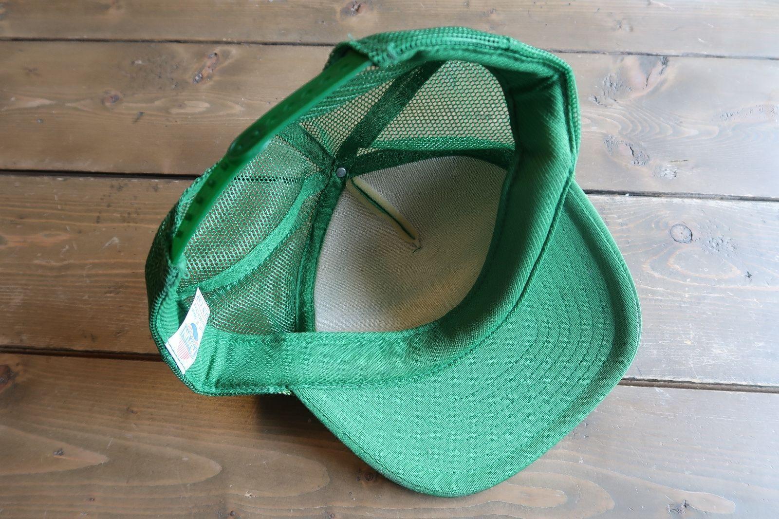 2845c88bd0231 Vintage John Deere Mesh Trucker Hat and 50 similar items