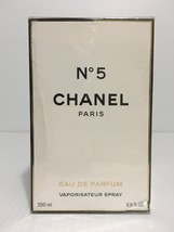 Chanel No 5 Perfume For Women Edp Spray 6.8 Oz / 200 Ml New In Sealed Box - $233.66