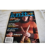 Vogue Knitting Fall/Winter 2005 Magazine - $7.00
