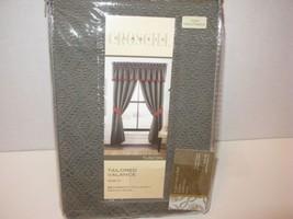 Croscill TUSCON Arizona Tailored Valance NEW - $37.95