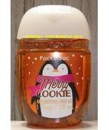 Merry Cookie Pocketbac Antibacterial Sanitizing Hand Gel Bath and Body W... - $5.00