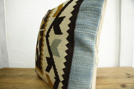 Kilim Pillows |16x16 | Decorative Pillows | 467 | Accent Pillows turkish... - $35.00