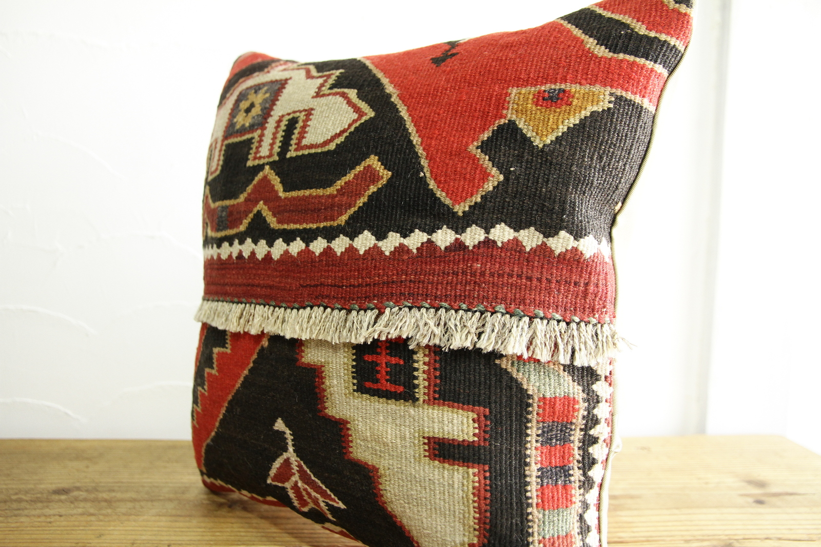 Kilim Pillows |16x16 | Decorative Pillows | 489 | Accent Pillows turkish pillow