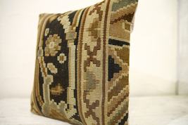 Kilim Pillows |16x16 | Decorative Pillows | 545 | Accent Pillows turkish... - $45.00