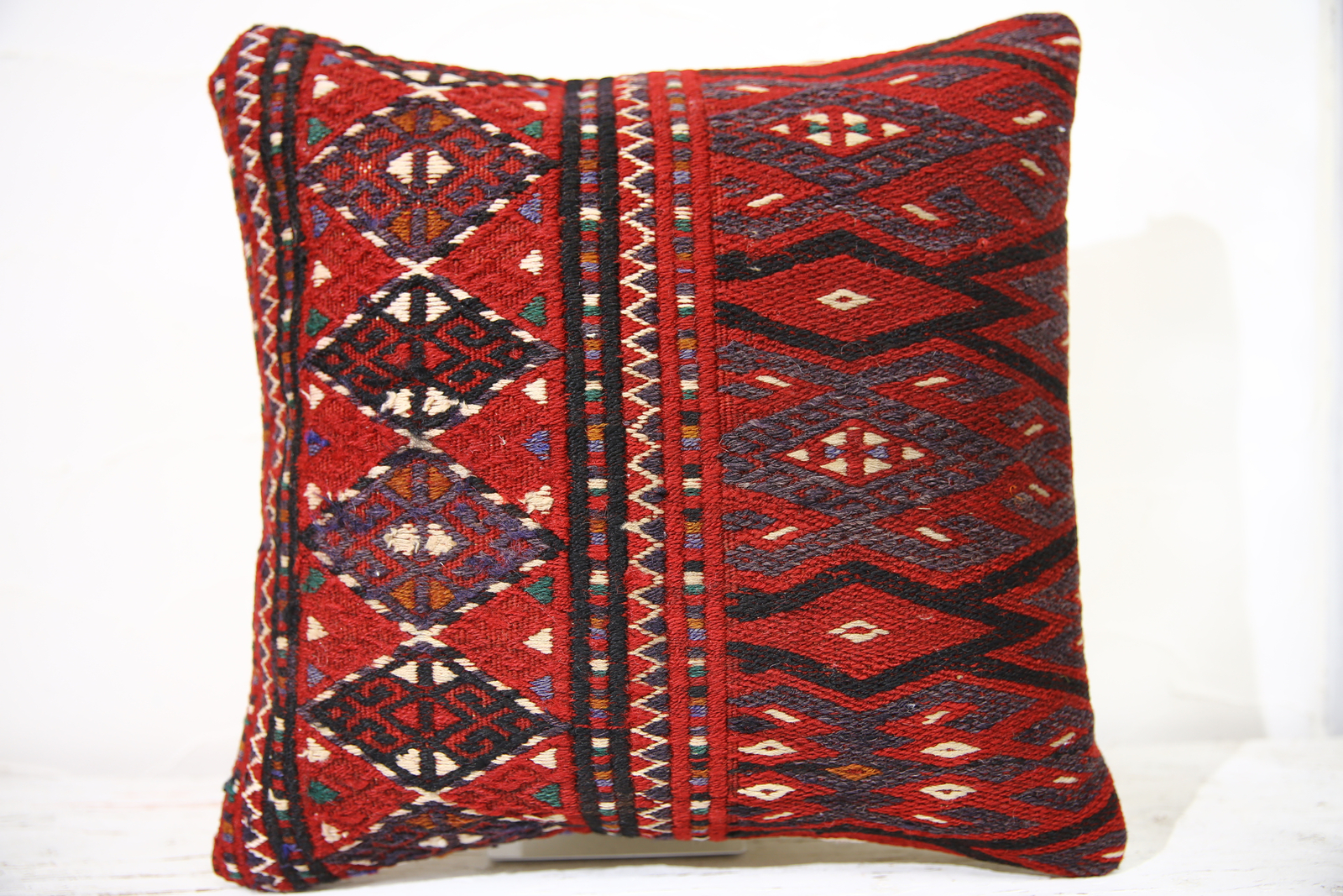 Kilim Pillows |16x16 | Decorative Pillows | 771 | Accent Pillows turkish pillow