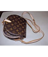 LOUIS VUITTON STYLE TAMBOURIN SMALL SHOULDER PURSE - $29.99