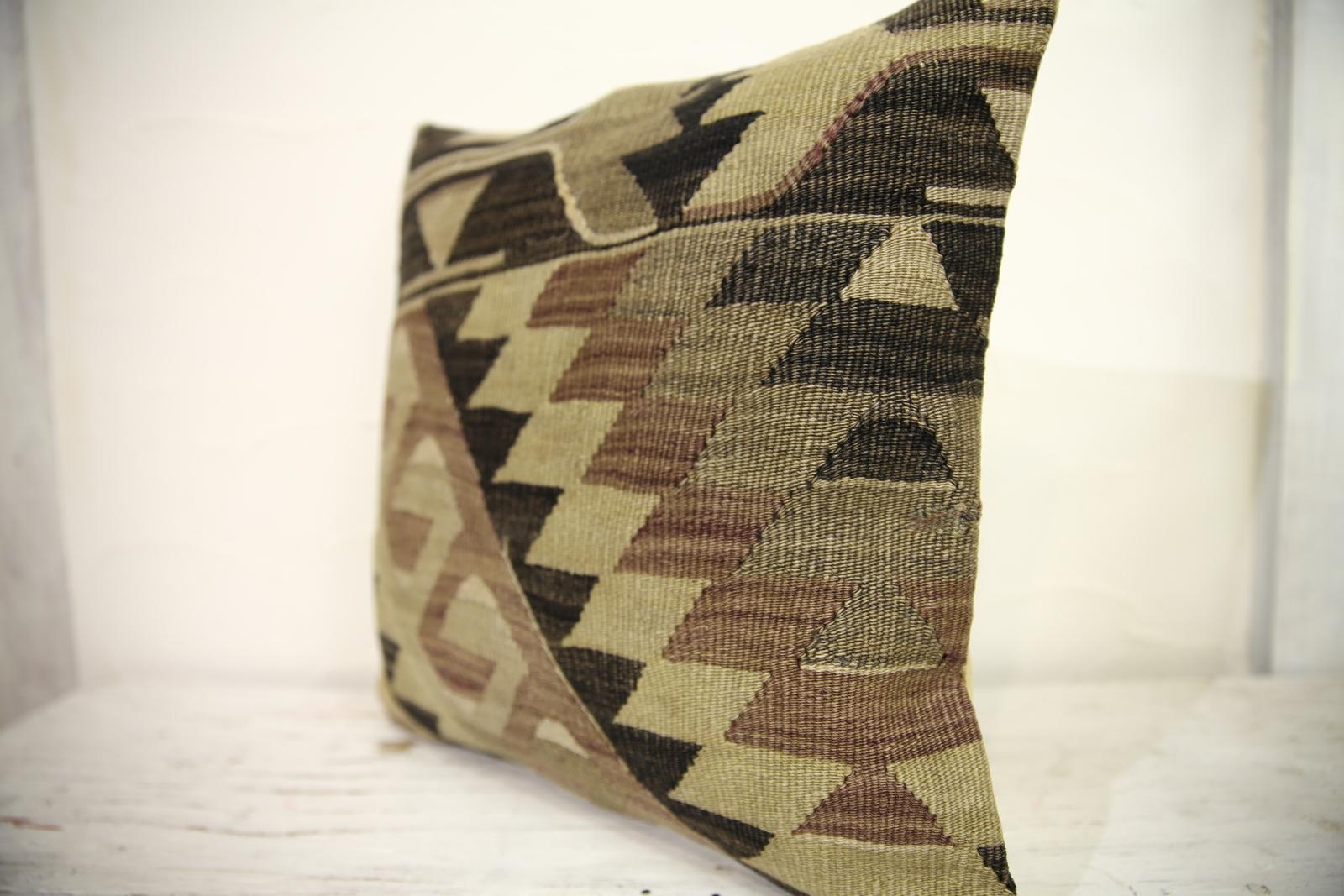 Kilim Pillows  16x16   Decorative Pillows   1098   Accent Pillows turkish pillow