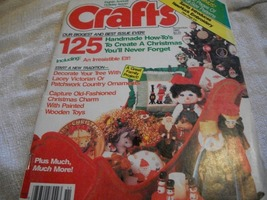 Crafts November 1985 Magazine - $6.00