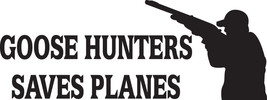 Hunt 4/121 Decal Vinyl Graphic Gun Rifle Van  Vehicle  Cross Over  Truck Suv - $13.99