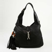 Gucci Small New Jackie Bamboo Hobo Bag - $525.00