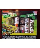 Nickelodeon Teenage Mutant Ninja Turtles Activity Kit Temporary Tattoos - $7.83