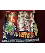 Jurassic Tats Tattoo Kit Temporary Tattoos - $6.85