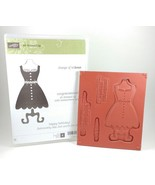 Stampin Up ALL DRESSED UP Clear Mount Stamp Set  - $28.04