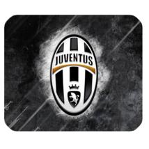Mouse Pad Juventus Logo Black And White Elegant Design Team Football Sports - €5,33 EUR