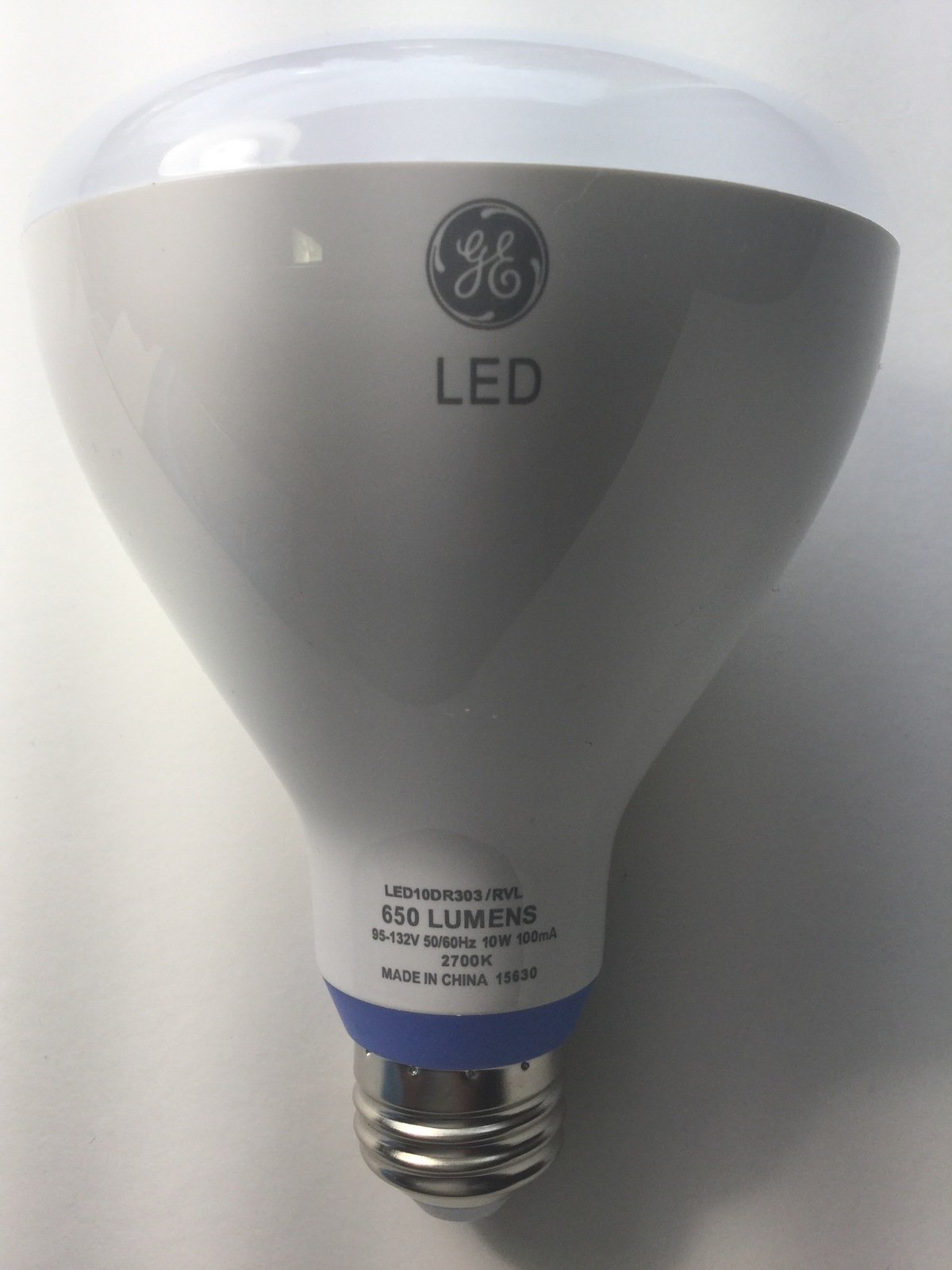 Led Daylight Bulb: 4 Bulbs GE Reveal LED Daylight 65W Equivalent Dimmable