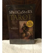The Modern Spellcasters Tarot Melanie Marquis Cards and Full Color Guide... - $14.35