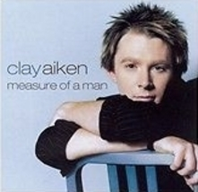 Measure of a Man by Clay Aiken (CD, 2003) - $6.00
