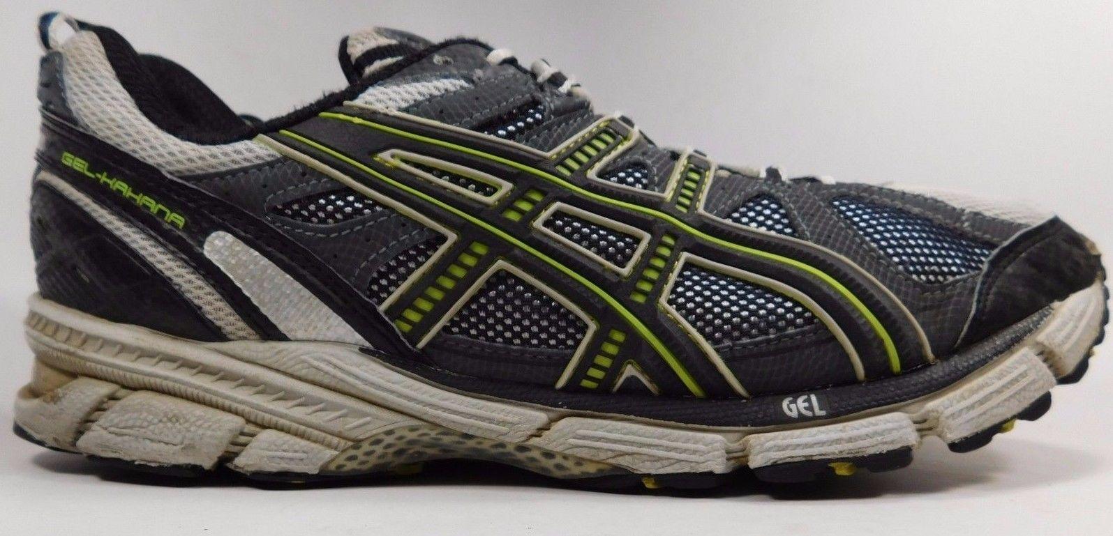 Asics Gel Kahana 4 Men's Trail Running Shoes Size US 14 M (D) EU 49 Gray T0E0N