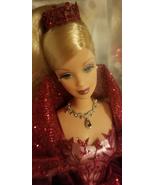 2002 Holiday Celebration Barbie Doll Mattel NRFB (Read) A season to shine - $50.00