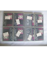 8 lot MQ-30 Professional Dat Audio Cassette Tape - $39.95