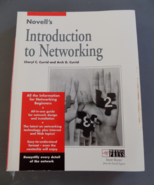 Novell - Introduction to Networking by Curid & Curid - $8.85