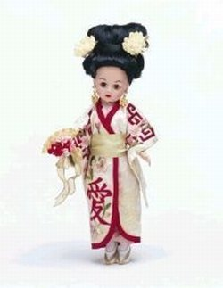Primary image for Japanese Bride Alexander Doll 10 In