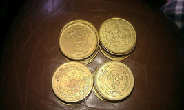 Lot of 38 Chuck E Cheese Tokens 1980-1995 Arcade video games coins - $49.99