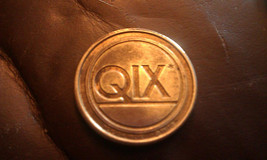 Vintage Rare Qix game token from the 1982 World's Fair Video Expo - $49.99