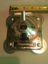 Vintage 70s Slingerland Mounting Plate for Double Tom Drum Mounting Pole - $64.99