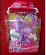 My Little Pony G3 Wysteria with charm 2002 MLP - $6.00