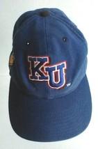 Kansas University KU Snapback Hat Cap Embroidered by Top of the World - $2.21