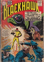 BLACKHAWK #165 (1961) DC Comics League of Anti-Blackhawks GOOD - $9.89