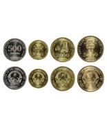 Vietnam (Viet Nam) 500 - 5,000 (5000) Dong X 4 Coin Set, 2003, KMS-72T75... - £3.36 GBP