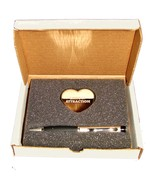 2009 LAWS OF ATTRACTION Movie Promo PEN / PAPER WEIGHT In Cushioned Box ... - $19.99