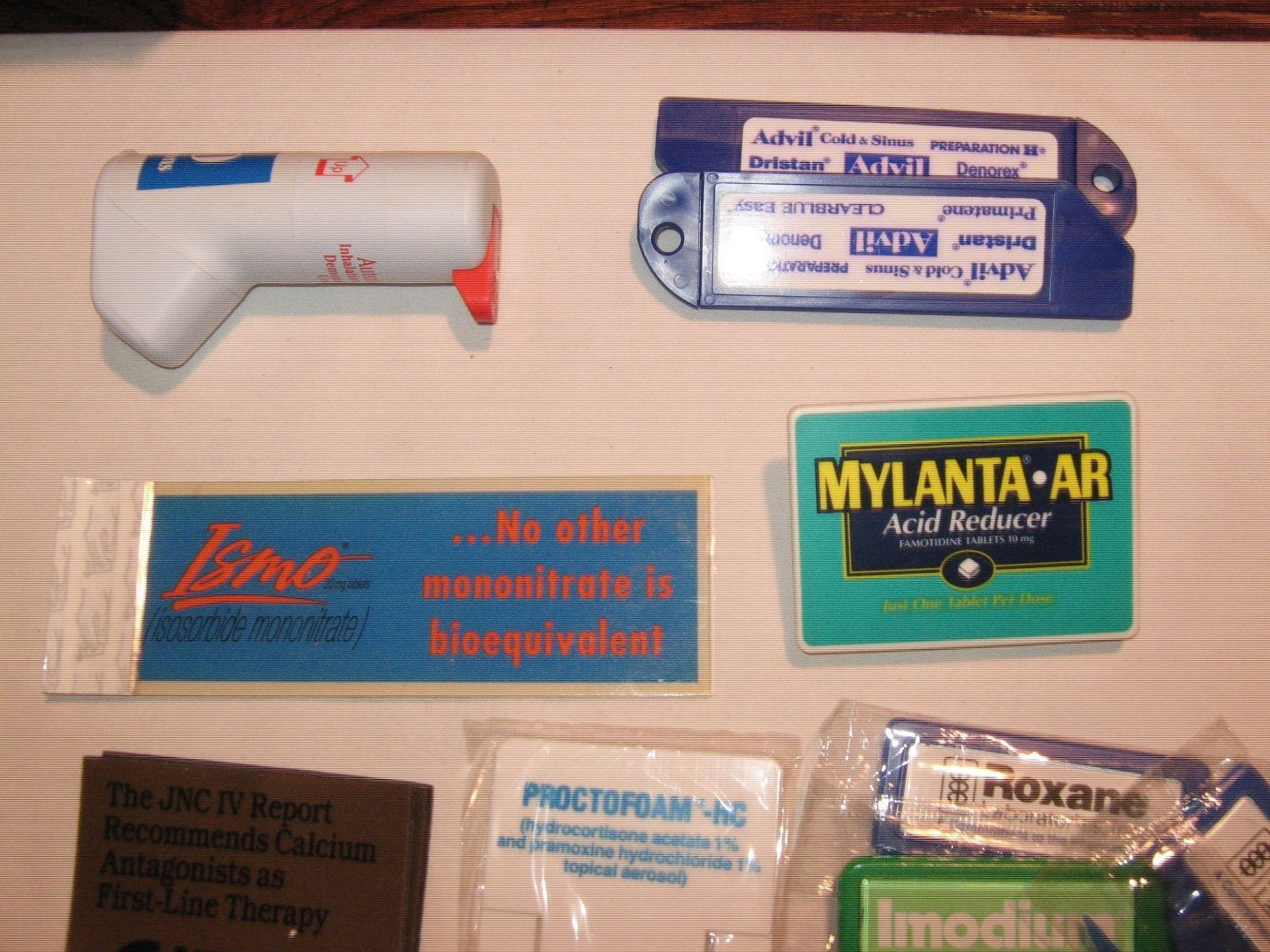 Rx, Pharmacy Promotional Items, Mixed Lot image 3