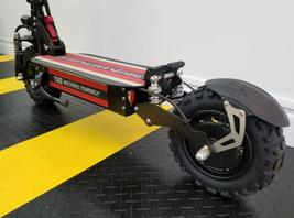 Electric Scooter TNE Prometheus 3600w 60v 25ah Lithium Battery Hydraulic Shocks  image 12