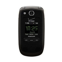 Samsung SCH-U660 Black Verizon Flip Cell Phone - $38.22