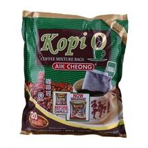 Malaysia Famous Coffee Aik Cheong 1955 Kopi O Mixture Bag 2 in 1 / 20 Sa... - $17.99