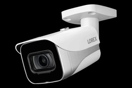 Lorex E861AB-E 4K 8MP UHD Smart security Camera with 100 feet PoE cable ... - $108.00+