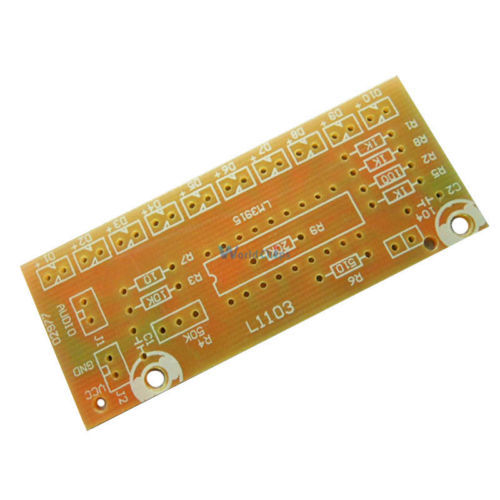 AUDIO LIVELLO INDICATORE LM3915 DIY Kit Elettronico Suite Modulo