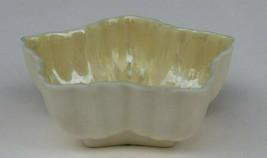 Vintage Belleek small Star salt / teabag bowl 4th Mark - $29.00
