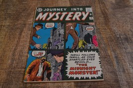 Journey into Mystery #79 (Marvel,1962) Bill Cooper Midnight Monster VG condition - $48.28