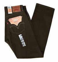 Levi's Men's 501 Original Fit Straight Leg Jeans Button Fly 501-1138 image 3