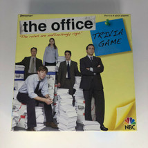 The Office Trivia Board Game Complete NBC Pressman Dunder Mifflin  - $29.69